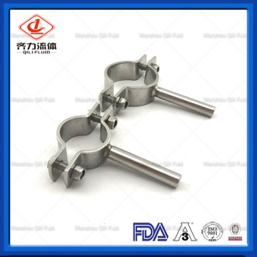 Food Industry Tube Fittings Pipe Holder