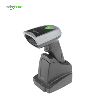 2D Handheld Wireless Imager Qr code Barcode Scanner