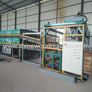Roller Type Single Board Dryer