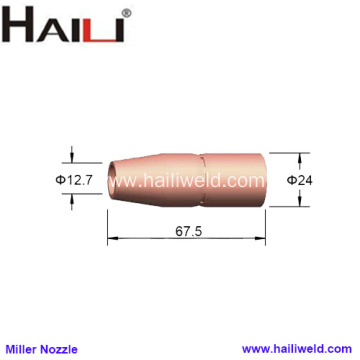 Miller Nozzle 169724 for M25 M40 Gun