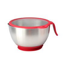 Mixing Bowl Non-Slip Handle and Bottom