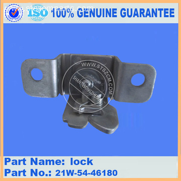 PC56-7 pc138us-8 PC78US-6 front cover lock 21W-54-46180