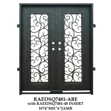 Best Wrought Iron Safety Door
