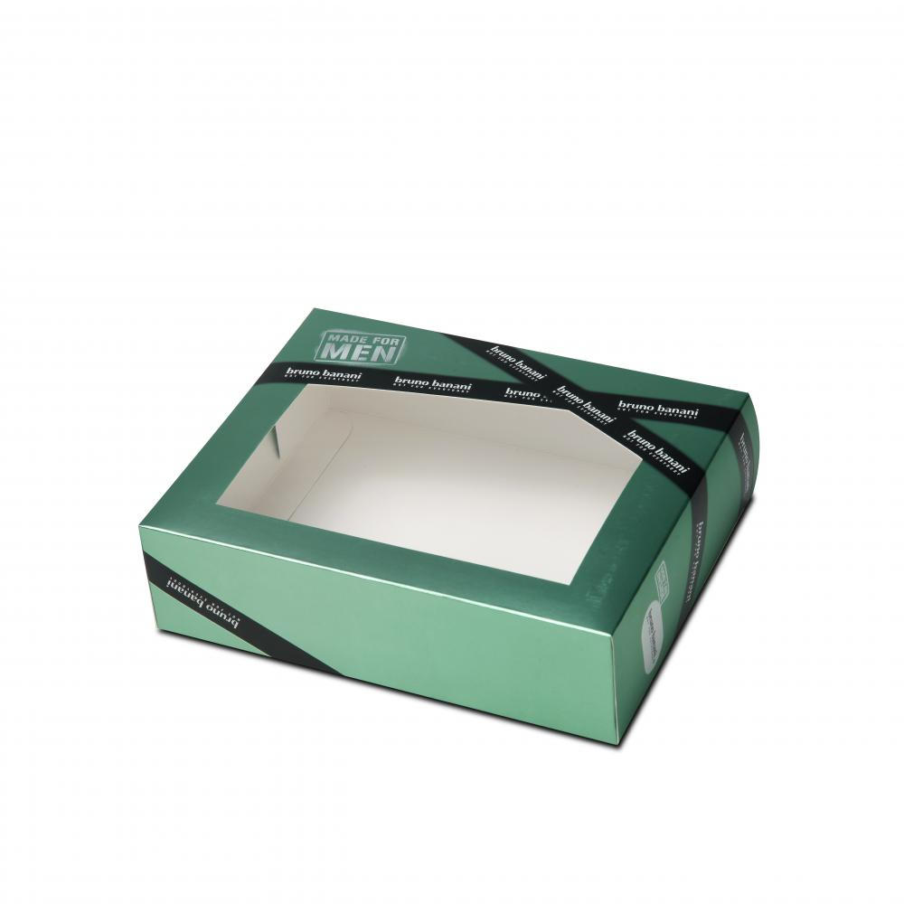High Quality Cosmetics Tuck Top Box With Window