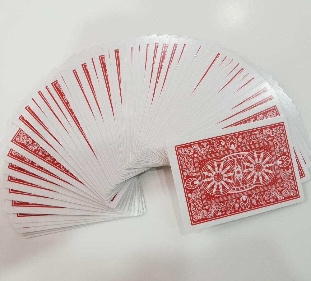 Customize Playing Cards