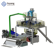 Melt-blown Nonwoven Fabric Machine