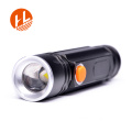 USB Rechargeable High Power COB LED tactical Flashlight