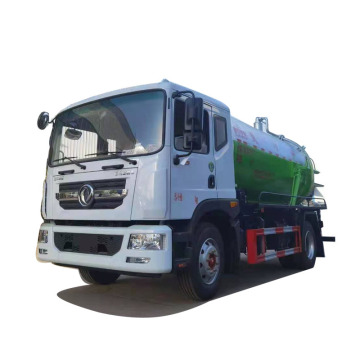 Dongfeng Duolica Cleaning and Suction Truck