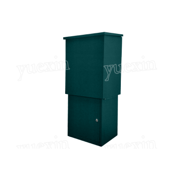 Metal Parcel Delivery Drop Post Letter Box