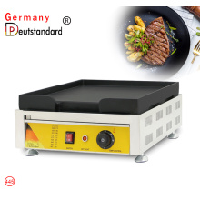 Commercial griddle grill with factory price