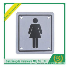 BTB SSP-012SS Furniture Stainless Steel Knob Wheelchair Logo Door Sign