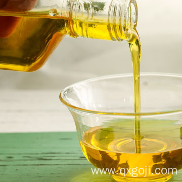 Fresh goji seed oil wolfberry oil