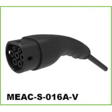 IEC Electric Vehicle Charging Plug