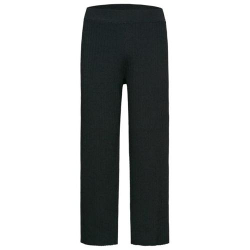 Knitted Womens Loose Wide Leg Pants