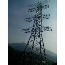 500kv Self Supporting Lattice Steel Tower