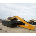 Land-water amphibious excavator sale