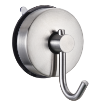 Vacuum Suction Cup Hooks Removable Towel Rack