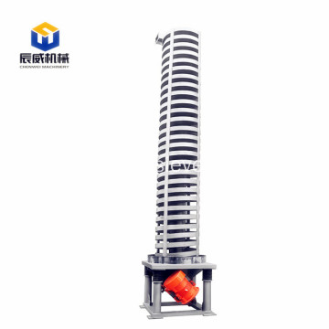 vibratory spiral elevator spiral feeder screw conveyor