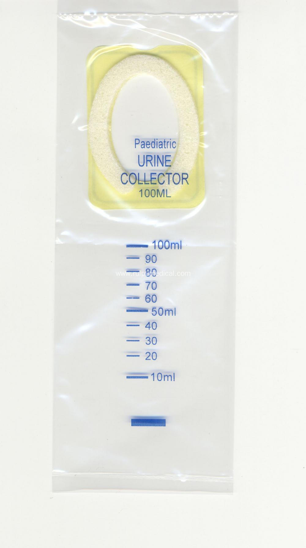 Medical Disposable Paediatric Urine Collector For Kids