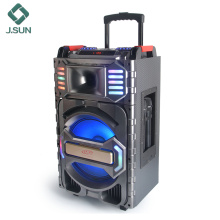 Portable speaker round sale set