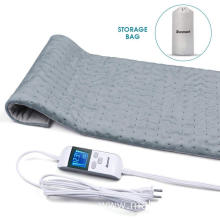 Sunbeam Heating Pad, Ultra Soft Fast-Heating Pad w/Precise Temperature Control & Auto Shut-Off Design, Effectively Relieves Pain
