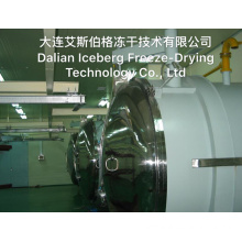 2X125 Freeze-drying Equipment Atlas Type