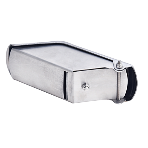 Stainless Steel Hand Ice Shaver with Adjustable Blade