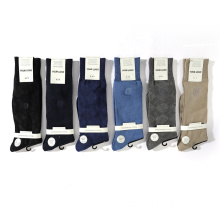 Bamboo dress socks for men-C