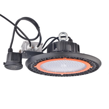 240W Led High Bay Warehouse Lighting Motion Sensor