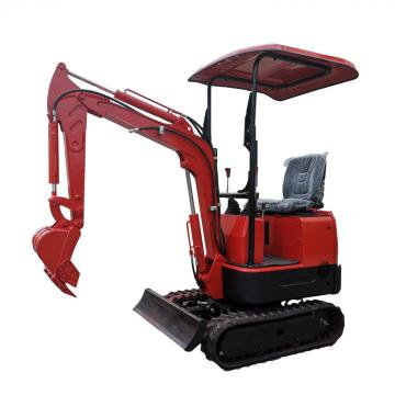 Machinery Micro Digger Crawler China For Sale New Price Safety Small Hydraulic Loader Excavator Mini Excavator