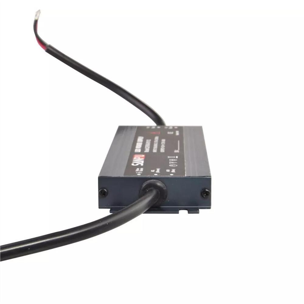 LED ultra-thin waterproof power supply IP67 AC 110V 220V to DC12V DC24V LED Driver Waterproof Ultra Thin LED Light Transformer