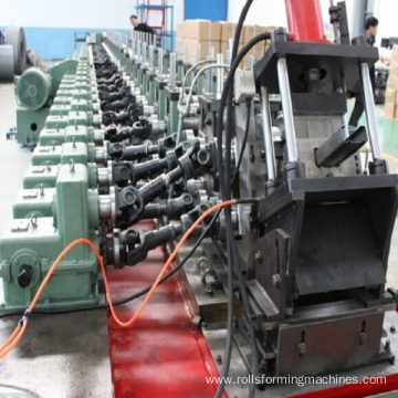 Sun Energy Base Support Roll Forming Equipment