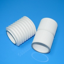 Ceramic Insulator for Ultra-high Frequency Electron Tubes