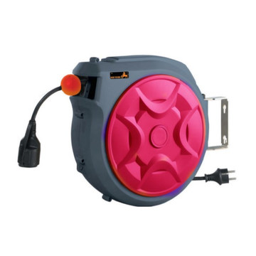 Retractable Plastic Cable Reel Electrical Cord Reel