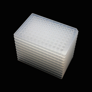 0.2Ml Half Skirted Pcr Plates