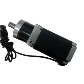Hybrid nema stepper motor / geared motors  with length 85mm 1.8° step angle
