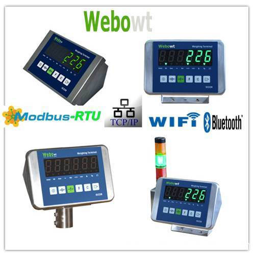 Weighing Stainless Steel Indicator