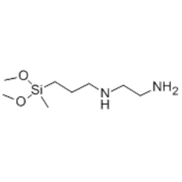3-(2-Aminoethylamino)propyl-dimethoxymethylsilane CAS 3069-29-2