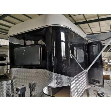 Camper Horse Float with Bunk Beds