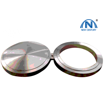 Factory custom B16.5 zinc plated blind flanges