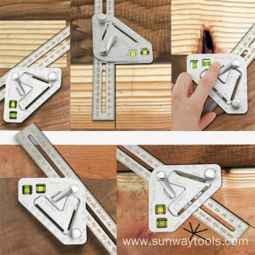 Angle Ruler Protractor Carpenter Tools