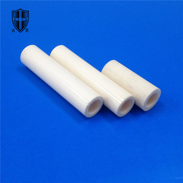 wearable  alumina ceramic tube pipe bushing