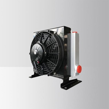 Water Cooled Oil Cooler