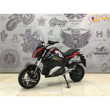 electric motorcycle  with side car removable battery High quality good price-Z6