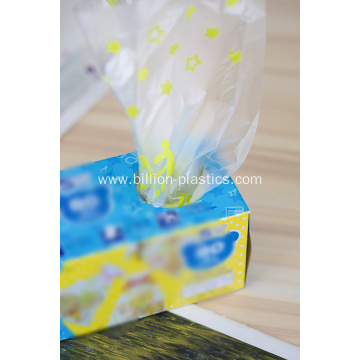 Designed Printing Plastic Food Bag for Bakery