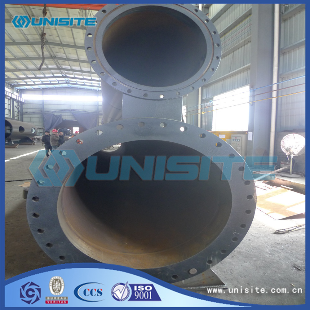 Dredging Pump Suction Pipe Size