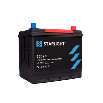 Lithium Ion Car Starter Battery/65D23L (Standard type)