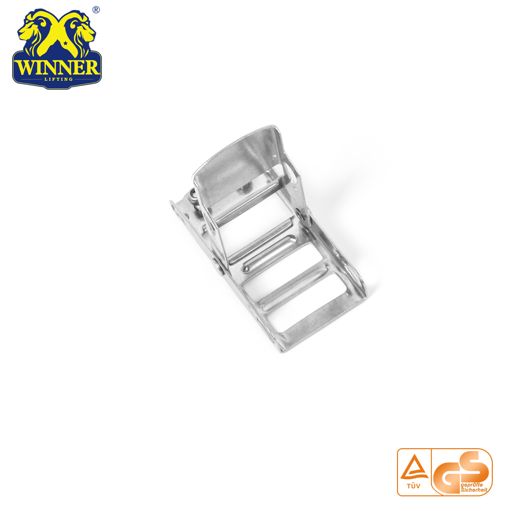500KG High Quality 2 Inch Stainless Steel Overcenter Buckle