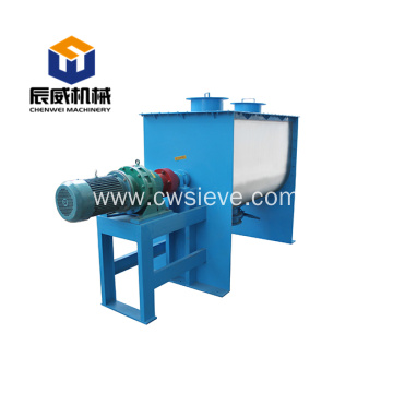 double helix blade metal powder ribbon blender