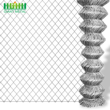 Garden galvanized used chain link fence for sale